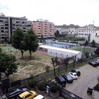 Milano, una nuova piscina in zona Moscova