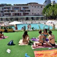 Milano, successo e polemiche per la Caimi:
