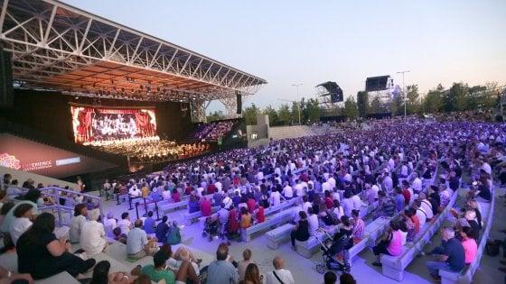 Milano, si riaccende l'Open air theatre di Expo: un'arena per i giovani talenti