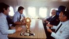 E'arrivato a Malpensa l'aereo sul quale volava  il presidente Pertini