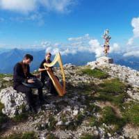 La nuova frontiera dei concerti in quota, live sulla Grigna a 2.410 metri