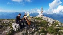 La nuova frontiera dei concerti, live sulla Grigna a quota 2.410 metri