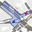 M4, via ai grandi lavori in pieno centro: ritoccata la mappa dei cantieri  mappe