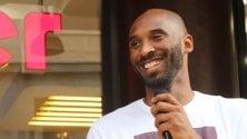 C'è Kobe Bryant fan incantati  dalla stella del basket