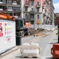 M4, Cantone bacchetta Palazzo Marino: