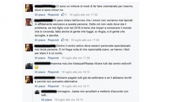 """Profugo come animatore nel centro estivo del Milanese, scoppia il caso: """"Allora ritiro mio figlio"""""""