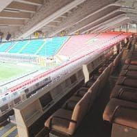 San Siro, per i tifosi due nuove sale riservate: il piano lavori di Milan