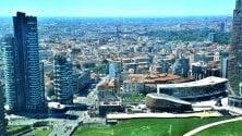Lassù dove Milano è più blu, scatti dal 39esimo piano della Regione        info