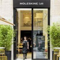 Milano, in corso Garibaldi il primo Moleskine Cafè in Italia