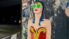 I murales si trasformano in 3D. Come i supereroi