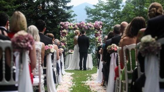 Matrimoni, la Lombardia incalza la Toscana: meta da sogno per gli sposi stranieri