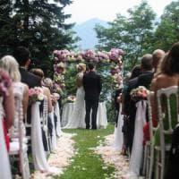 Matrimoni, la Lombardia incalza la Toscana: meta da sogno per gli sposi