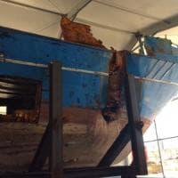 Un museo per il barcone degli innocenti, Sala: