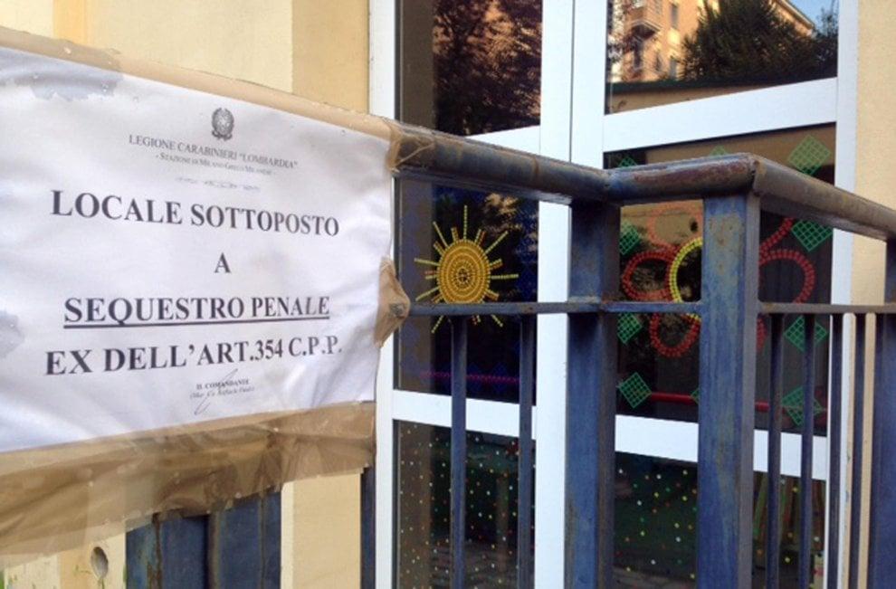 Milano, maltrattamenti all'asilo: ecco la struttura sequestrata