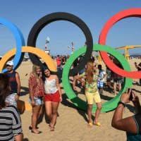 Milano, in Darsena come a Rio: sul maxicubo il meglio delle Olimpiadi