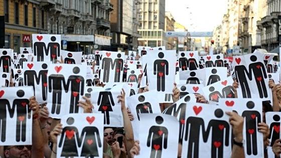 Napoli, unioni civili Villani:
