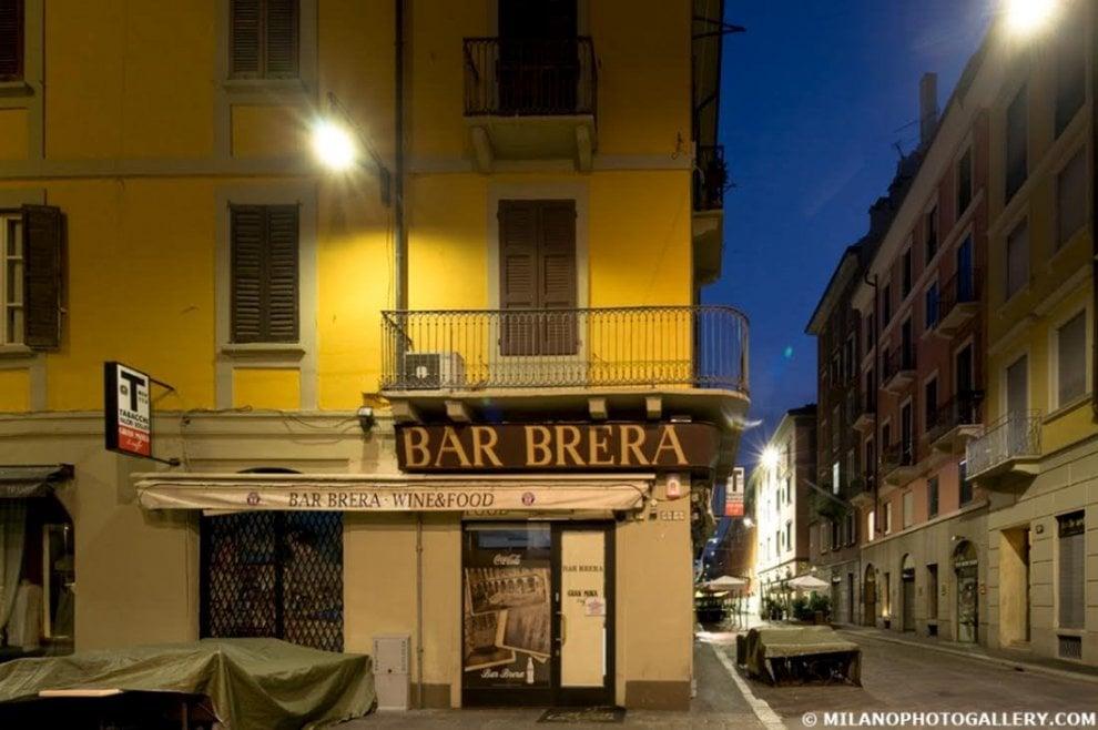 Milano, Brera è una bella addormentata: reportage all'alba in solitaria