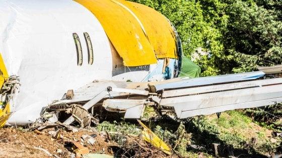 """Boeing fuori pista, l'aeroporto di Orio al Serio: """"Siamo tornati alla piena operatività"""""""