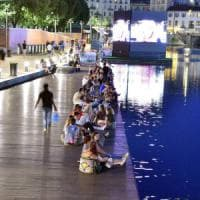 Milano, festa di Ferragosto in Darsena: musei e piscine aperte nel weekend più lungo