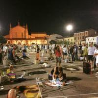 Mantova, i maestri del gessetto al grande raduno dei madonnari