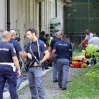 Milano, rapinatore tenta l'assalto alle poste di piazza Gasparri: ferito poliziotto