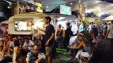 Street food e orti urbani  a Porta Genova  torna il Mercato