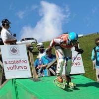 A Santa Caterina Valfurva la coppa del mondo di sci sull'erba