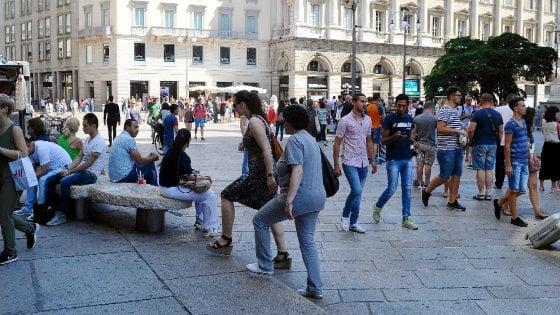 MILANO. La popolazione: primi pensionati; poi, impiegati. Metà famiglie formate da single