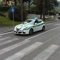 Brescia, multa di 5mila euro per il 15enne al volante: