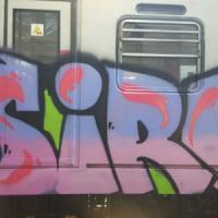 Milano, bloccati quattro writers stranieri che imbrattavano le carrozze del metrò