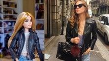 """Barbie fashion blogger    è Chiara Ferragni: """"I miei sogni si sono avverati"""""""