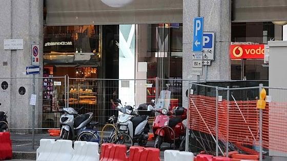 "Milano, troppe moto in sosta selvaggia in centro: ""Mancano 6mila stalli"""