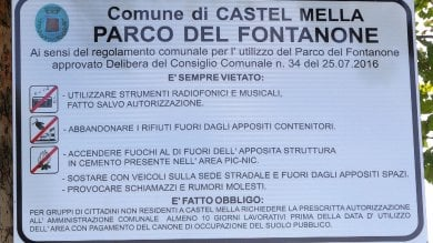 Foto  Il sindaco leghista del Bresciano  vieta il parco pubblico agli stranieri