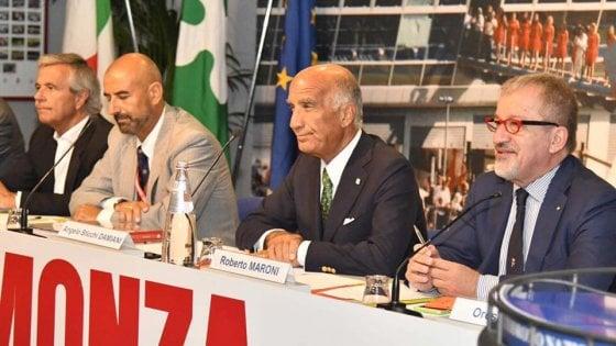 """F1, il Gp di Monza è salvo: """"C'è il rinnovo, presto la firma di Ecclestone"""""""