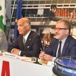 """F1, il Gp di Monza è salvo  Maroni: """"C'è il rinnovo  presto la firma di Ecclestone"""""""