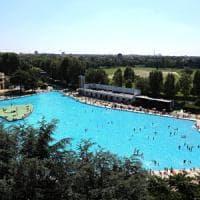 Milano: l'estate resiste e le piscine restano aperte: al Lido nel weekend,