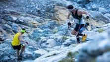 Skyrunning a Sondrio la folle corsa  tra creste e nevai