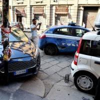 Milano, scontro tra volante della polizia e altre auto: traffico in tilt