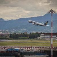 Orio al Serio, i passeggeri del Catania-Bergamo 'ostaggio' dei capricci di una bimba di 4 anni