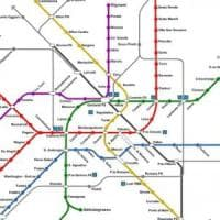 Metrò Milano, un passaggio pedonale tra M4 e M3: