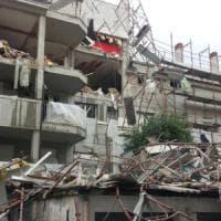 Palazzina esplosa a Milano, i periti: