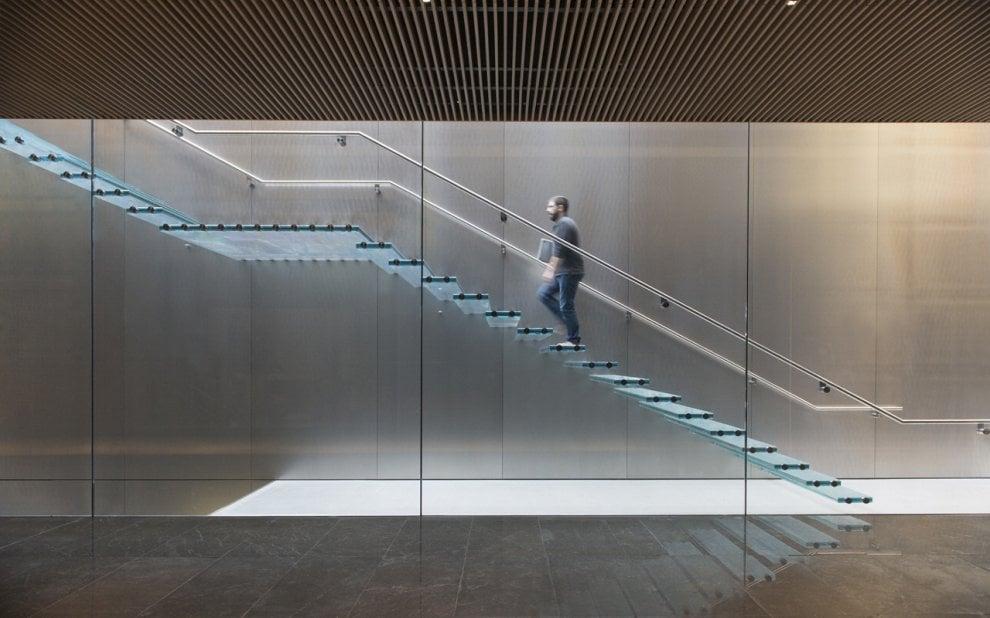 Apple Store, un parallelepipedo con pareti dacqua: per Milano il modello...