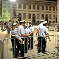 Milano, scontro tra spacciatori e vigili alle Colonne: