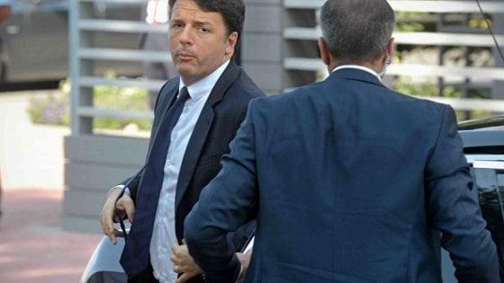 """Renzi a Milano per la firma del Patto: """"Per riqualificare le periferie servono i privati"""""""