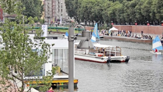 Milano, un canale sotterraneo per accelerare la riapertura dei Navigli