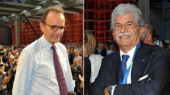 """Parisi attacca Razzi dopo la convention, il caso scatena Forza Italia: """"Arrogante"""""""