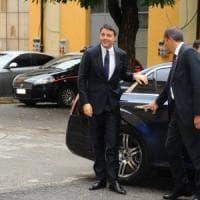 Milano, Renzi inaugura la settimana della moda: