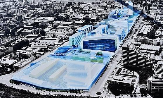 Milano decolla il progetto del quartiere smart allo scalo for Via tajani milano