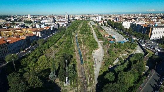 Milano, decolla il progetto del quartiere smart allo scalo Romana