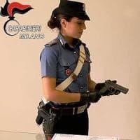Sesto San Giovanni, passamontagna e pistole finte per un video stile Gomorra: